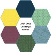 Challenge Fabric Fat Quarter Sample Pack
